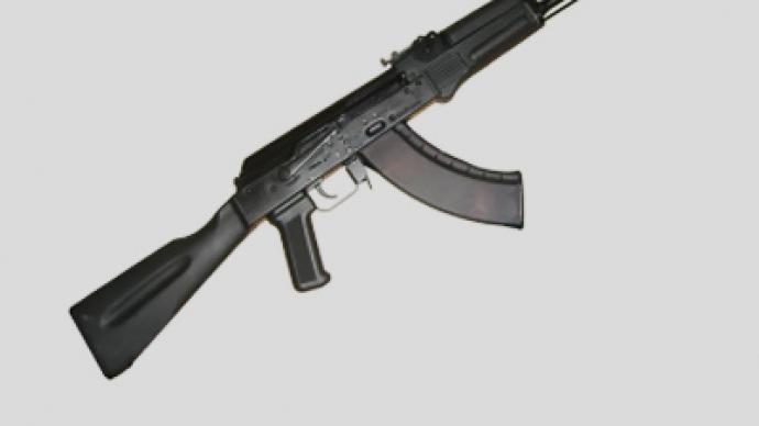 Kalashnik-off: Army rejects legendary rifle