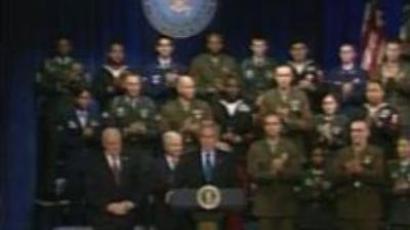 Robert Gates replaces Donald Rumsfeld as US Defence Secretary