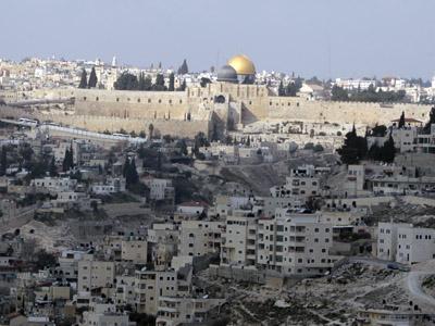 Sirens in Jerusalem as Hamas rockets hit outskirts, blast felt in city center