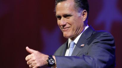 Romney's pre-election rhetoric on Russia unacceptable – Putin's spokesman