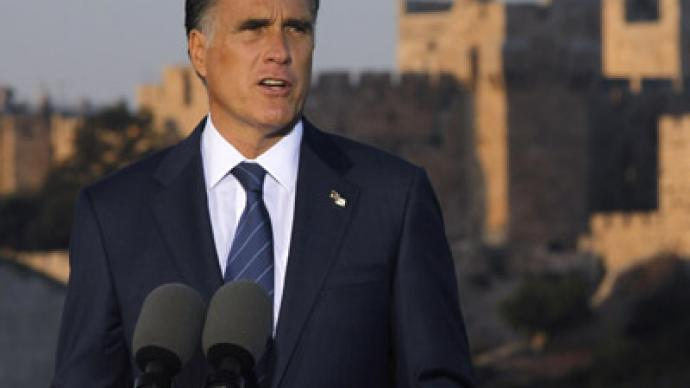 'US would give Israel unilateral support in Iran strike' – Romney