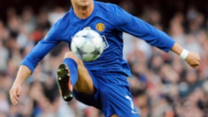 Ronaldo pulls Red Devils into final
