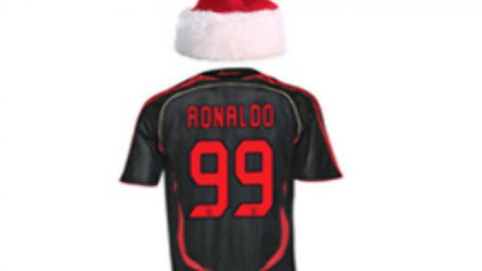Ronaldo reaches out to Santa Catarina