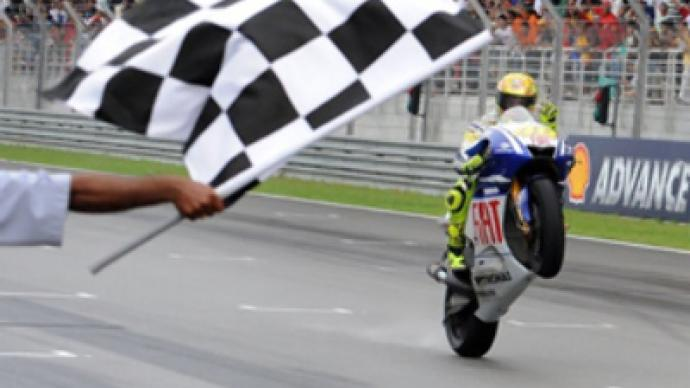 Rossi claims 7th world MotoGP title