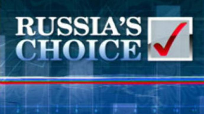 RT presents: Russia's Choice