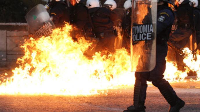 RT recalls 2012: Europe cracks amid austerity rage