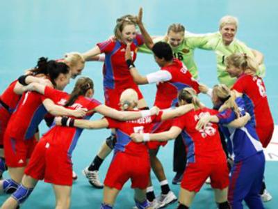 Russia claim 4th handball trophy in 8 years