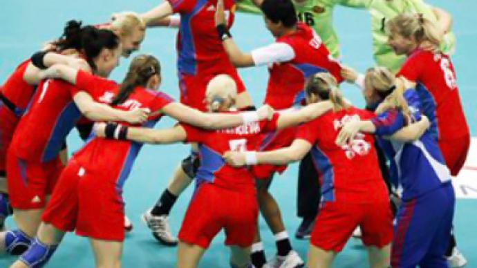 Russia claim 4th handball trophy in 8 years