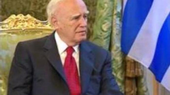 Russia & Greece to strengthen ties