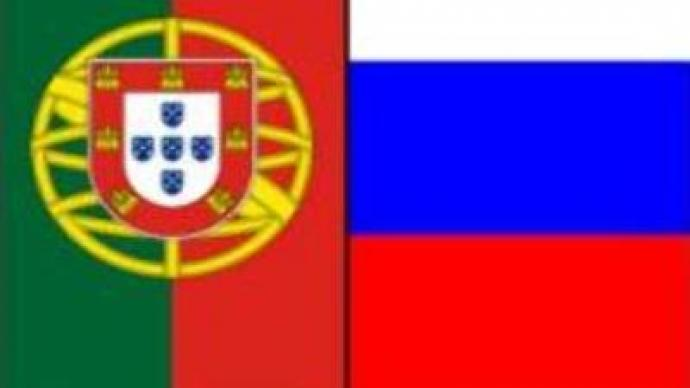 Russia & Portugal discuss economy and relations with EU