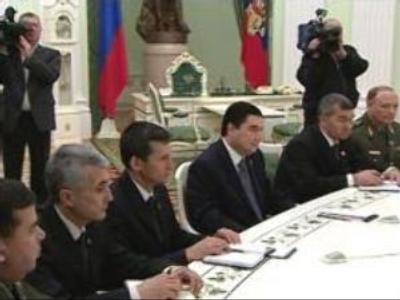 Russia and Turkmenistan seek closer co-operation