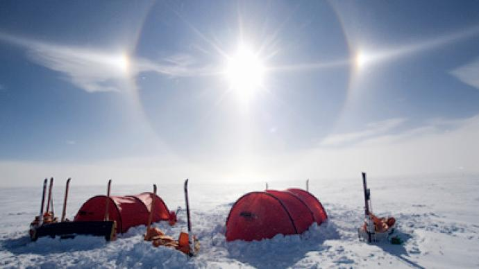 Russia to spend $1 billion on snow fields and ice shelves
