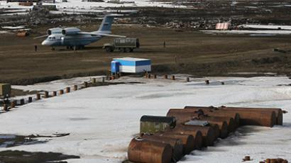 Russia to set up Arctic frontier posts