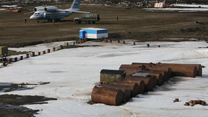 Russia to clean up in the Arctic