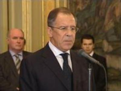 Russia avoids any confrontation with U.S.: Russia's Foreign Minister