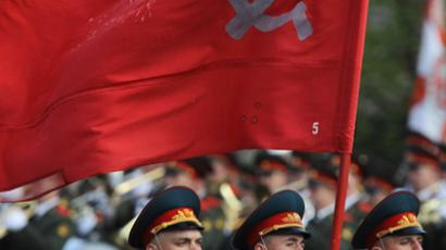 All set: Final rehearsal of Victory Day parade in Moscow (VIDEO)