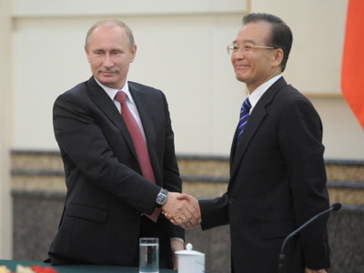 Geopolitical giants: New China leader in Moscow boosting ties