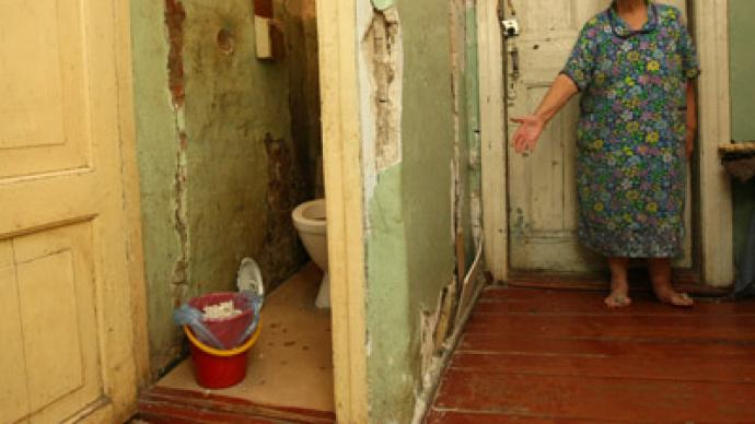 One Fifth Of Russian City Apartments Have No Hot Water