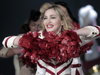 Like a virgin: Madonna cleared of accusations in Russian court