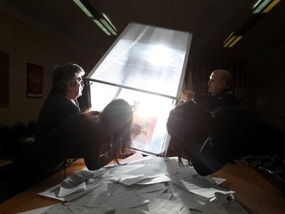 Rivals urge vote fraud probe at prez-elect gathering