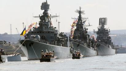 Russian warships can dock in Syria for resupply - Ministry of Defense