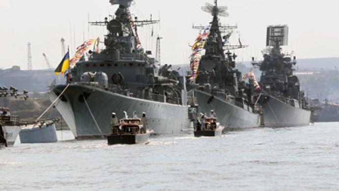 Russian drill fleets won't visit Syria