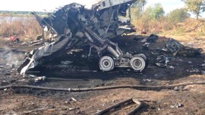 Plane investigators rule out several crash causes