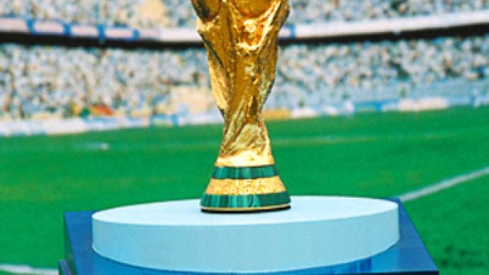 Russia knows its opponents for hosting World Cup in 2018 & 2022