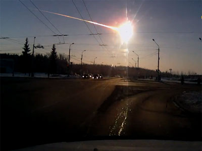 'Meteor threat wasn't expected for another 2,000 years' – Russian Emergency Minister
