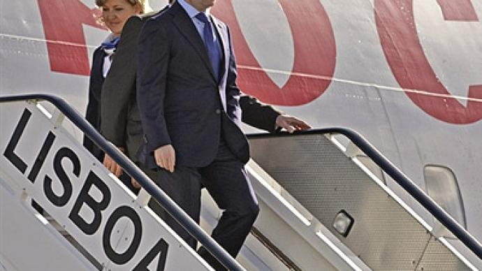 NATO rolls out red carpet for Russia