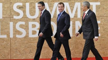 NATO summit as platform for US-Russia reSTART
