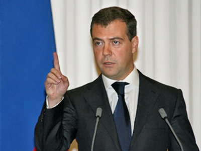 Russia needs no instructions on Black Sea Fleet – Medvedev