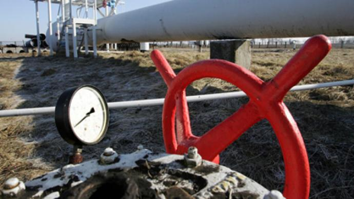 From Russia with oil… for China