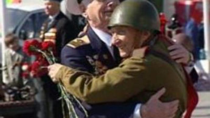 Russia prepares for Victory Day celebrations