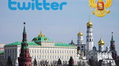 Medvedev's Twitter branches out