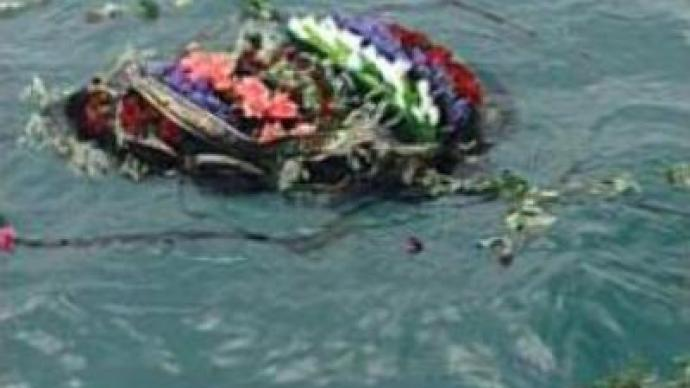 Russia remembers Sochi crash victims
