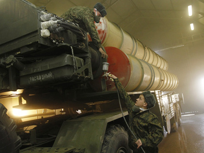 Russia to give S-300 anti-missiles to Kazakhstan