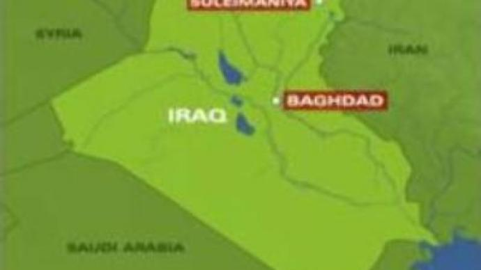 Russia searches for lost citizen in Iraq