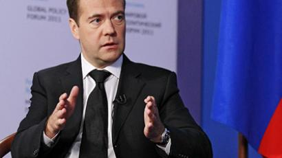 Syrian opposition no angels either – Medvedev