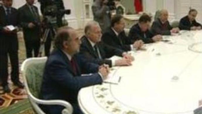 Russia to help peacemaking in Lebanon
