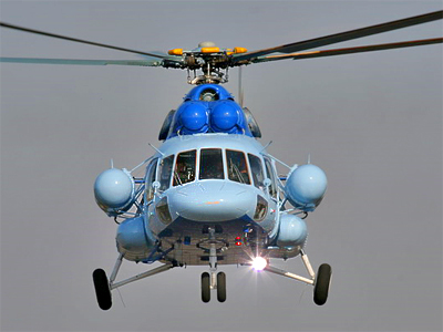 Russia equips Afghan army with new helicopters