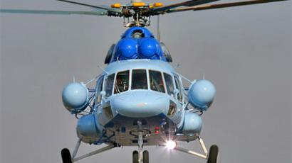 Afghan comeback for Soviet combat choppers