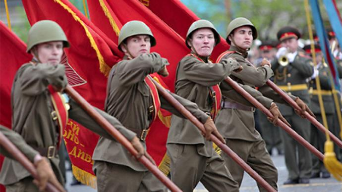 Russia gets ready for Victory Day parade