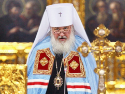Russia welcomes Kirill as new head of Orthodox Church