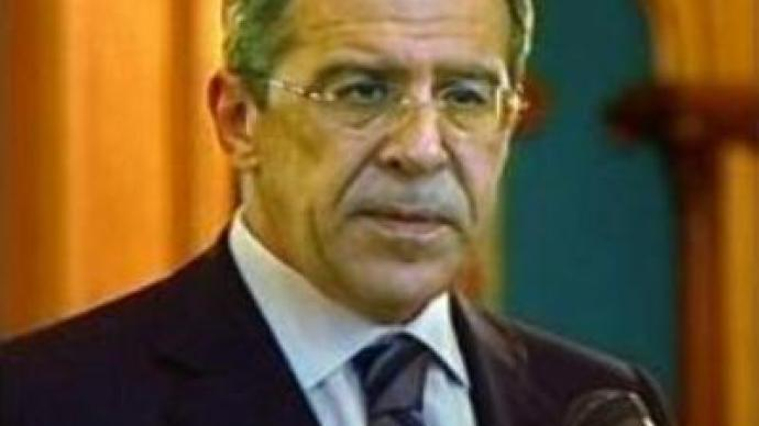 Russia will not be pulled into arms race: FM Sergey Lavrov