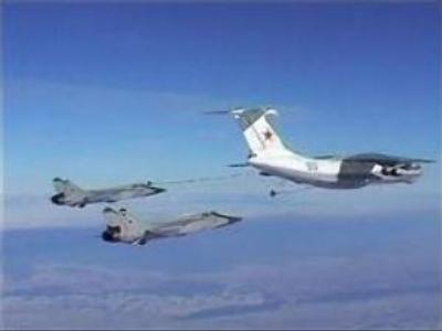 Russian Air Force tries out modern hardware