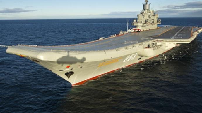 Sea alert: Russian warships head for Syria