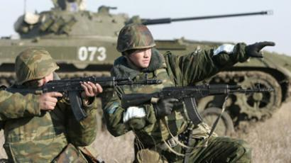 Media buzz as US confirms Russian troops to train on American soil