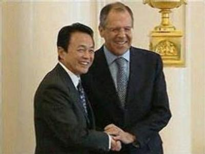 Russian & Japanese FMs discuss co-operation