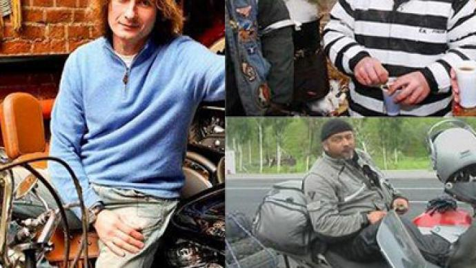 Russians bikers in Iraq jail: We were beaten, threatened with death penalty